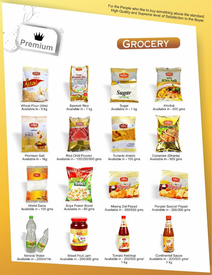 Grocery Premium